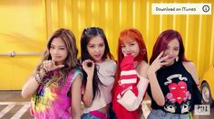 I love BlackPink