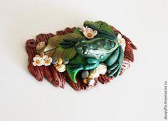 Мастер класс ожерелья из полимерной глины - Ярмарка Мастеров - ручная работа, handmade