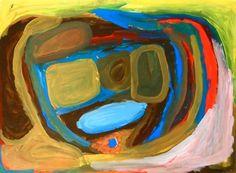 Origins - early works on paper from Mangkaja art - Yata Gypsy Yadda - Waterholes Indigenous Art, Aboriginal Art, Native Art, Fine Art Gallery, Origins, Nativity, Gypsy, Mosaic, Paper
