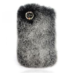 Im not sure if this is an animal or a phone cover. Handmade Furry iPhone 4 / 4S Cover.