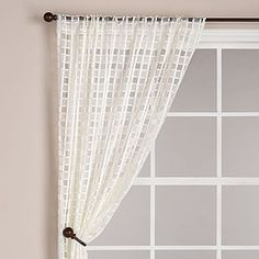 World Market Crinkle Voile Curtain Panels I Have These In Mustard And They Are Wonderful Need A Few Of Them White To Go With The