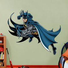 Explore our large selection of graphics to find your favorite hero. Fathead's superhero wall decals, murals and other graphics are action-packed. Batman Hero, Custom Wall Decals, Kids Wall Decor, Classic Comics, Camping Activities, Natural Baby, Marvel Dc Comics, Nursery Wall Art, Baby Love