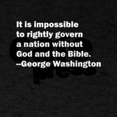 & he's not the only president...check out the IN GOD WE TRUST http://lifechurchag.com/media/SundayMorning.aspx  Unlike other countries that might have converted to Christianity America was founded on God's Holy Word!