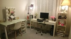 Beauty room/ office. Bright and light