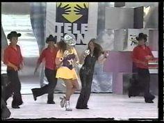 Daniela Luján -EL BAILE DEL SAPITO-Nov-2003-..mpg