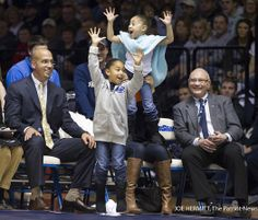 James Franklin and his family get out into the Penn State community right away   PennLive.com