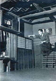 Otake Risuke  Tenshin shoden katori Shinto Ryu