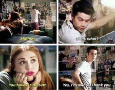 teen wolf, haha
