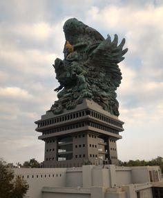 GWK Statue, Bali. Nusa Ceningan, Uluwatu Temple, Bali Holidays, Meditation Retreat, Denpasar, Makassar, Kuta, Lombok, Balinese