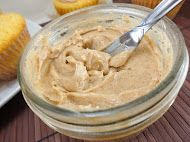 Cinnamon Honey Butter... to go with the Texas Roadhouse rolls copycat recipe. Or cornbread. Or whatever.