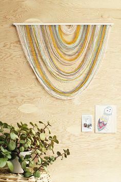 Best 54 Ideas About DIY Yarn Wall Art   DIY to Make