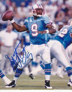 AAA Sports Memorabilia LLC - Steve McNair Autographed Houston Oilers 8x10 Photo, $149.95 (http://www.aaasportsmemorabilia.com/nfl/houston-oilers/steve-mcnair-autographed-houston-oilers-8x10-photo/)