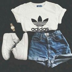 Adidas go with everything