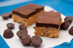 #Peanut butter bars were my FAVORITE #dessert in elementary school