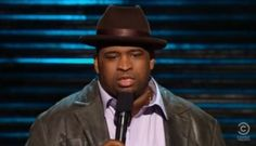 A benefit for the late great comedian, Patrice O'Neal.