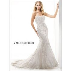 Maggie Sottero Tamsyn 4MC798 - Buy a Maggie Sottero Wedding Dress from Bridal Closet in Draper, Utah