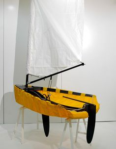 Is that a dinghy in your pocket? | Yanko Design