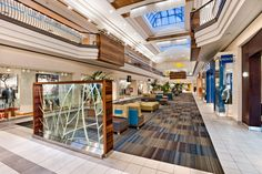 Pickering Town Centre in Pickering, ON - designed by GH+A, in collaboration with Petroff Partnership Architects
