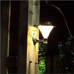 Cool White 10pcs Ip65 Outdoor Waterproof Bollard Cob Led Wall Light With Double Head Balcony Garden Yard Light 6w Warm White