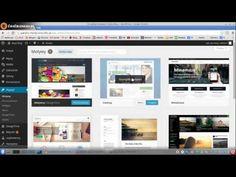 Wordpress poradnik dla początkujących - YouTube