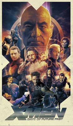 X-Men Days of Future Past Alternative movie posters & Artwork created by some very talented people.  #movieposters #movietwit #scifi #scififantasy #fantasy #action #adventure #drama #artwork #StarWars #startrek #Marvel #DC #Disney #HorrorMovies #Alternative