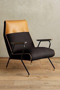 Linen Quentin Chair #anthropologie