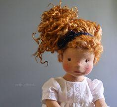 A Girl in the Meadow — Petit Gosset