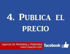 Publica el precio www.visocym.com
