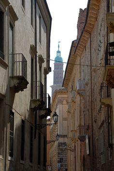 Contrà San Gaetano da Thiene, Vicenza, Veneto, Italy