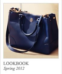 Tory Burch Robinson Double Zip Tote. Oh the amount of toys, snacks and diapers I could fit in here...