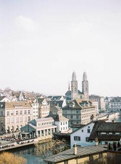 Zurich, Switzerland | Travel | The Lifestyle Edit