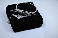 Necklace and Bracelet Silver Ola Gorie Silver signed vintage boxed bracelet and necklace Cecily Design Orkney Designer Vintage Box, Vintage Signs, Vintage Items, Arts And Crafts Movement, Natural Forms, Jewelry Companies, Designs To Draw, Silver Bracelets, Precious Metals