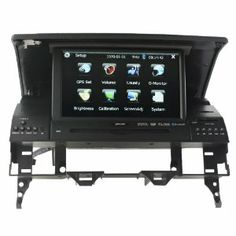 """Koolertron For (2003 2004 2005 2006 2007) Mazda 6 Indash DVD Navigation System Multimedia System AV Receiver + 7 inch Digital Flip Up Touchscreen / DVD Playback / USB SD (Factory Fit,Free Map) by Koolertron. $499.00. * 7"""" HD TFT Digital Panel ( 800*480pixes ) * Multimedia playback: DVD, VCD, CD, MP3, MPEG-4, JPEG and WMA. * USB/SD/MMC port * Buit -in GPS navigation system * Dual Zone Function (Listen to Music while GPS, switch between GPS and music) * 2 AV Outputs * Backup Vide..."""