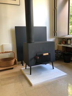 Fireplace / Wood-burning stove Chimney specialty store | KEIDAN-Relaxation (Osaka) »HM Kitchen stove Kitchen Chimney, Kitchen Stove, Osaka, Hereford, Wood Burning, Magazine Rack, Cabinet, The Originals, Store
