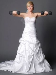 Goal: Lose 18 lbs for that pesky wedding dress ;)
