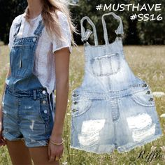 Riffle Jeans – mix estilos primavera verano 2016