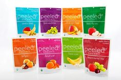 Peeled Snacks Organic Sulfite-Free Dried Fruit