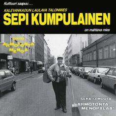 Sepi Kumpulainen - Kalevankadun laulava talonmies