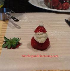 Time to make Santa again!  Mmmmmmm