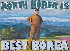 North Korea Welcome
