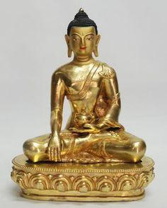Buddha statue, shakya muni buddha.