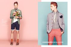 Comodo Square Spring/Summer 2014 Campaign