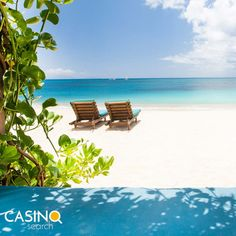 The first online casino opened in 1996 in Antigua, and boasted 18 casino games. Online Gambling, Online Casino, Casino Games, Sun Lounger, Outdoor Decor, Antigua, Chaise Longue