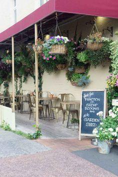 Places To Go, Wreaths, Table Decorations, Garden, Blog, Garten, Door Wreaths, Lawn And Garden, Gardens