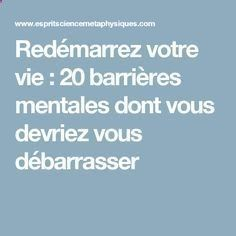 Reiki - Redémarrez votre vie : 20 barrières mentales dont vous devriez vous débarrasser - Amazing Secret Discovered by Middle-Aged Construction Worker Releases Healing Energy Through The Palm of His Hands... Cures Diseases and Ailments Just By Touching Them... And Even Heals People Over Vast Distances...