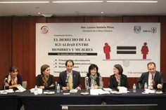 Igualdad en candidaturas, reto para partidos en 2015