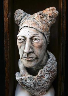 Veronica Cay sculpture 2013   Clay   Pinterest