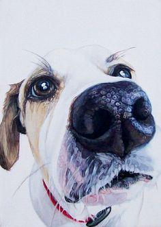 Resultado de imagen para dogs paintings