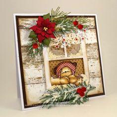 Boitatou... juste pour toi! Xmas Cards, Ladder Decor, Home Decor, Noel, Christmas E Cards, Christmas Cards, Decoration Home, Room Decor, Interior Design