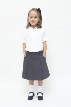 Pleats Front /& Back  SCHOOLWEAR Girls School Cullottes